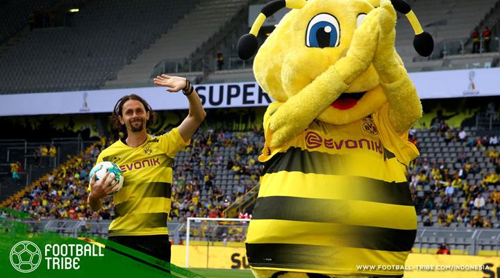 Neven Subotic Berpisah dengan Borussia Dortmund