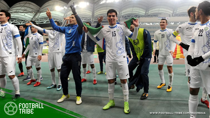 Sepak Bola Uzbekistan