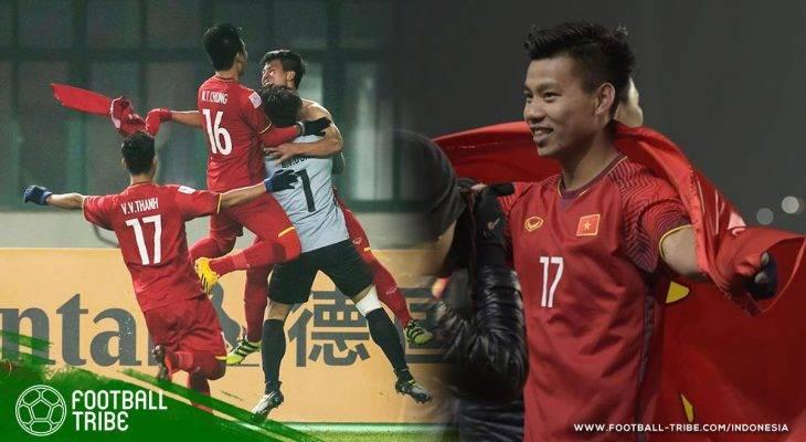 Vietnam Cetak Sejarah dengan Menembus Semifinal Piala Asia U-23, Malaysia Tersingkir Dramatis oleh Korea Selatan
