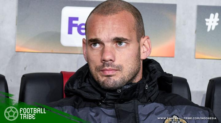 OGC Nice Izinkan Wesley Sneijder Hengkang