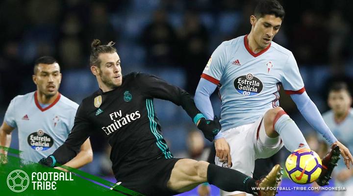 Ditahan Imbang Celta Vigo, Real Madrid Semakin Tertinggal dalam Perburuan Gelar Juara La Liga