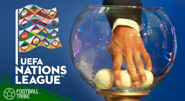 Serba-serbi Drawing UEFA Nations League: Apa Saja Ya?