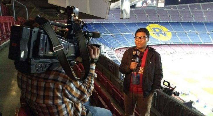 Meliput ke Camp Nou: Ketika Saya Membuktikan Kesahihan Jargon Mes Que Un Club dan Melihat Pesona Ernesto Valverde
