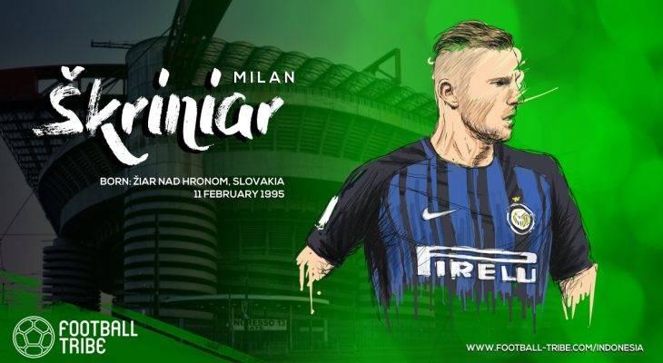 Masa Depan Internazionale Milano adalah Milan Skriniar