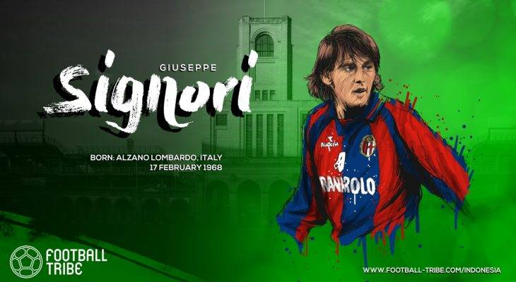 Giuseppe Signori: Penyerang Hebat yang (Juga) Diabaikan Internazionale Milano