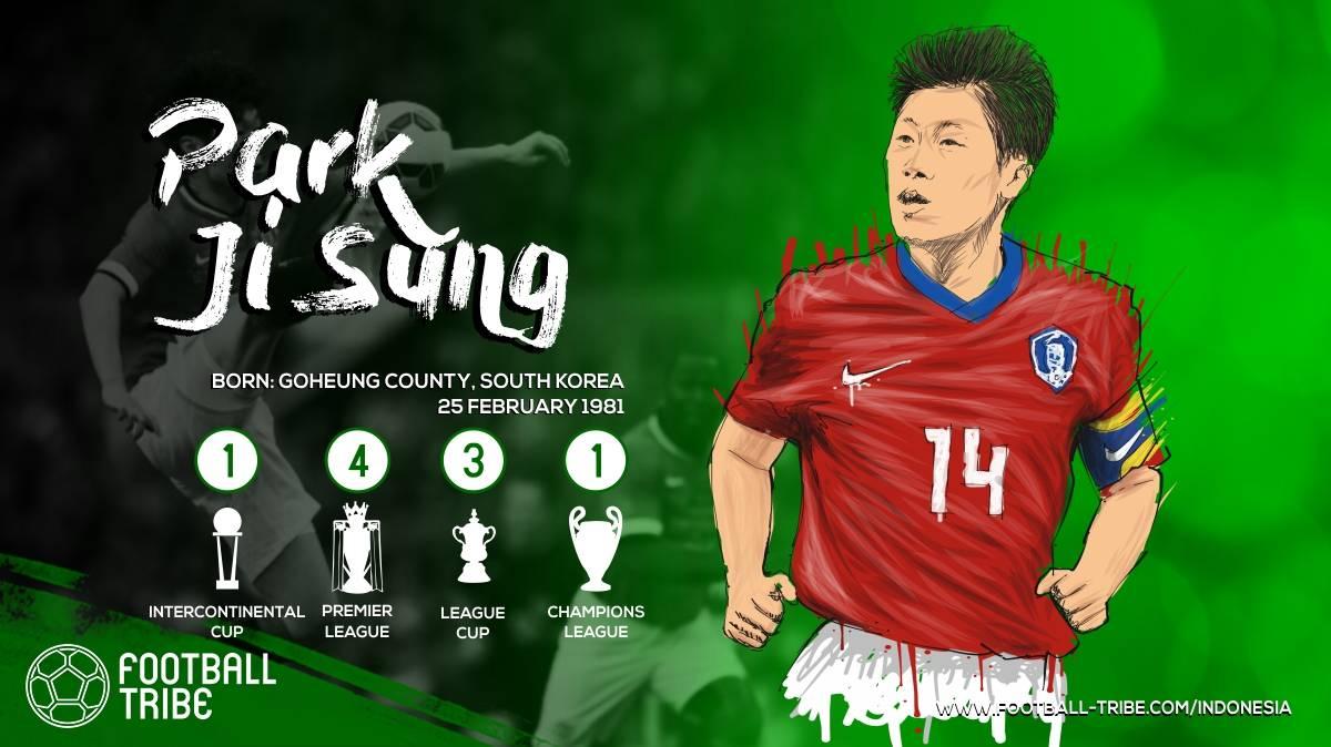 Park Ji Sung Ia Yang Semakin Mengharumkan Asia Di Mata