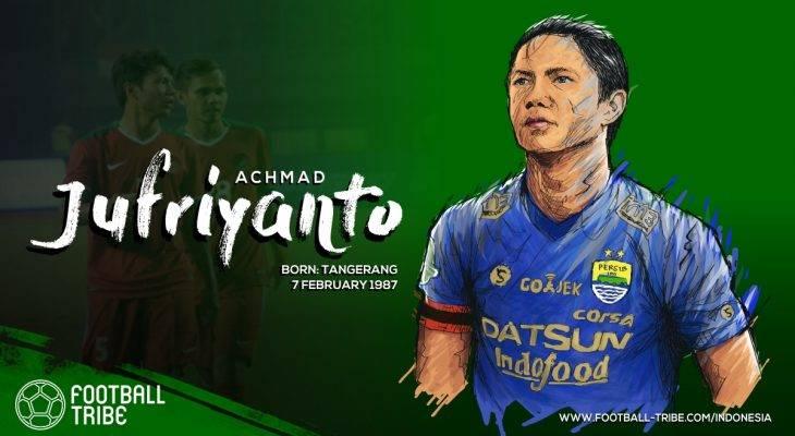 Achmad Jufriyanto: Paket Lengkap Pesepak Bola Hebat dan Pria Sejati