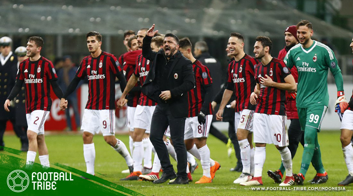 AC Milan Semakin Dekat dengan Hukuman Financial Fair Play
