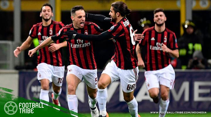 AC Milan yang Sudah Lupa Aroma Kekalahan