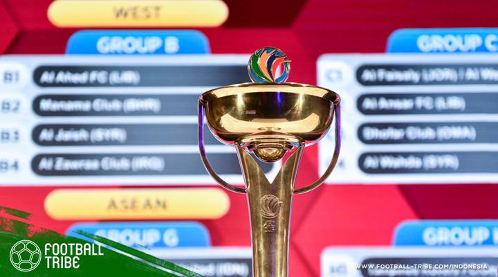 Inilah Calon Lawan Klub Indonesia di Piala AFC