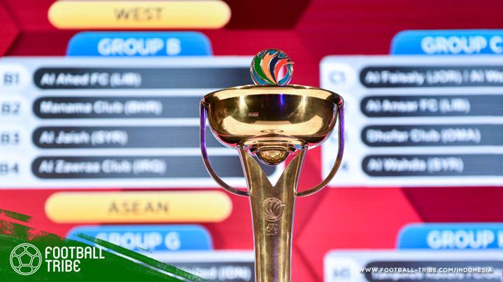 pemain di klub-klub Asia Tenggara peserta Piala AFC 2018