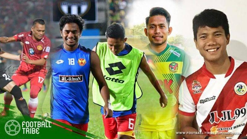 penampilan para pemain Indonesia di Malaysia