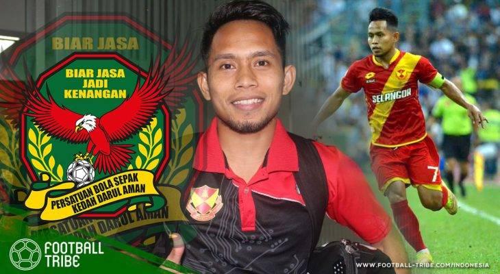 Teka-teki Itu Akhirnya Terjawab: Andik Vermansah Dipinang Kedah FA