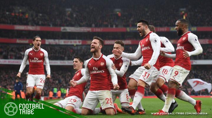Peluang Terbaik Arsenal Kembali ke Liga Champions Eropa, Lewat Mana?