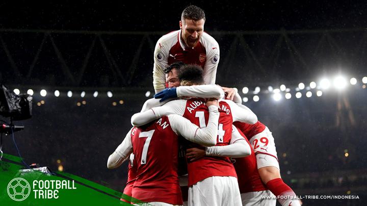 gaya bermain Arsenal