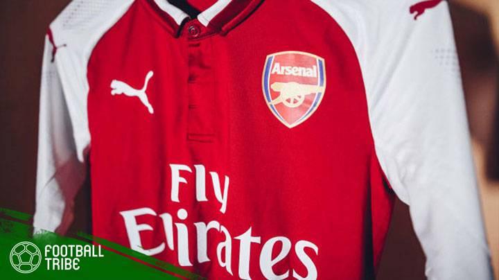 Emirates sendiri sudah menjadi sponsor Arsenal
