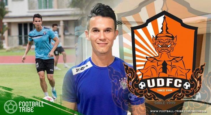 Saga Transfer Baihakki Khaizan Berlanjut, Dipinjamkan Muangthong United ke Tim Kasta Kedua Liga Thailand