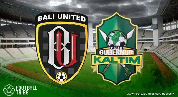 Memilih Fokus di Piala AFC, Bali United Pastikan Mundur dari Piala Gubernur Kaltim