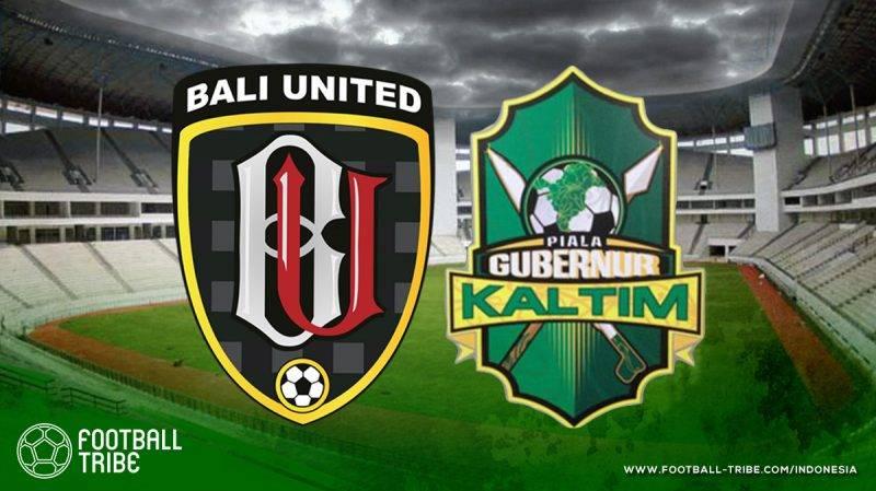 Mundurnya Bali United dari ajang PGK
