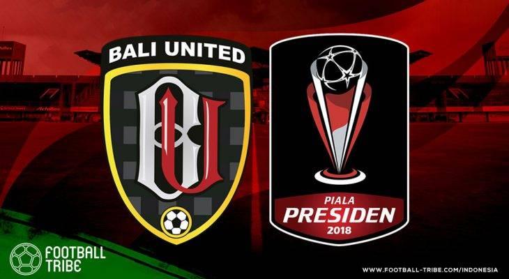 """Bali United: """"Kami Tidak Incar Uang di Piala Presiden, Uang Bos Masih Banyak"""""""