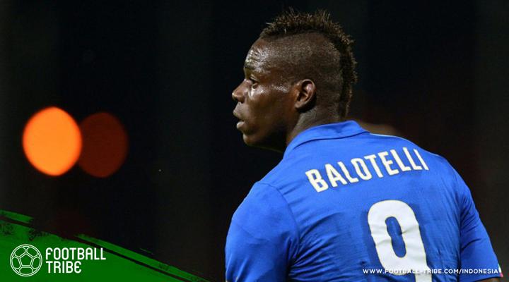 Timnas Italia Siap Memberi Tempat untuk Comeback Yang Mulia Mario Balotelli