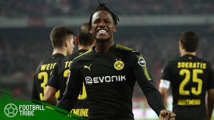 11 pemain terbaik kami di liga-liga top Eropa Masa depan Batshuayi