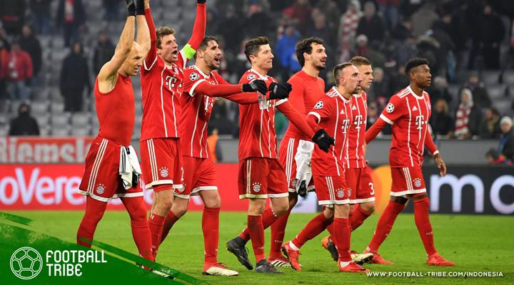 Pesolek dari Turki Memang Bukan Tandingan Bayern Muenchen