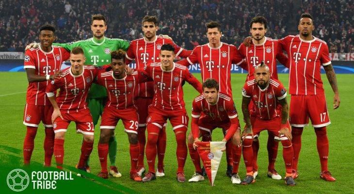 Jejak Kedigdayaan 118 Tahun Bayern München di Jerman dan Dunia
