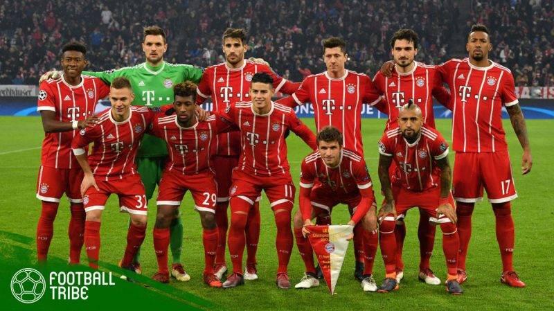Bayern München genap berusia 118 tahun