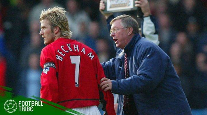 15 Februari 2003: Ketika Sepatu Melayang Buat David Beckham Hengkang ke Real Madrid