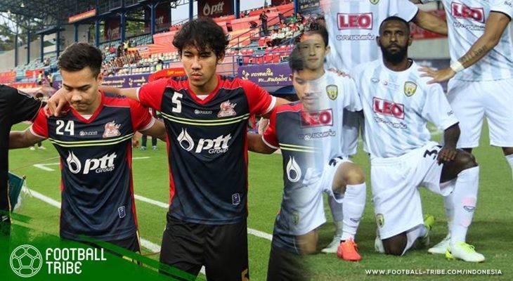 Klub Yanto Basna dan Ryuji Utomo Di Ambang Promosi ke Thai League 1