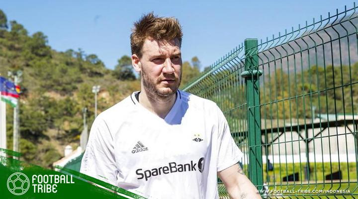 Sudah Nyaman di Norwegia, Lord Bendtner Tolak Kembali ke Liga Top Eropa