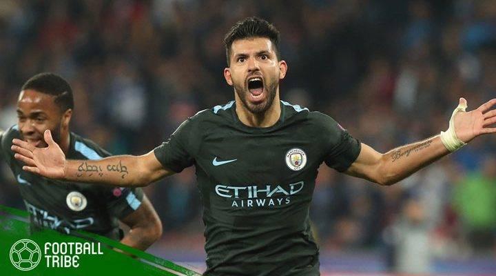 Best XI Liga Top Eropa Edisi 10-13 Februari 2018