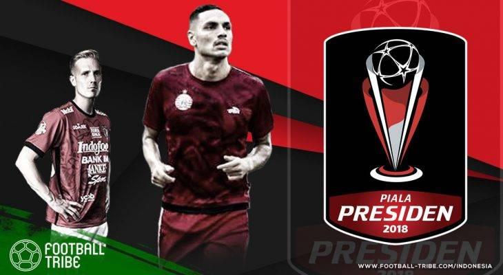 Sepuluh Pemain Asing Terbaik di Piala Presiden 2018 Pilihan Football Tribe Indonesia