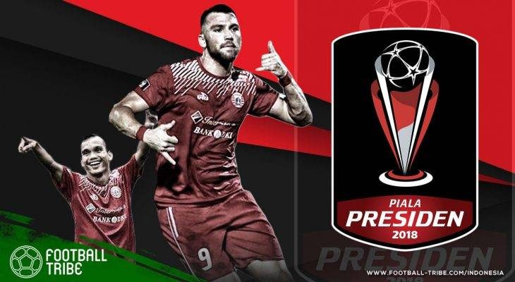 Best XI Piala Presiden 2018 Pilihan Football Tribe Indonesia