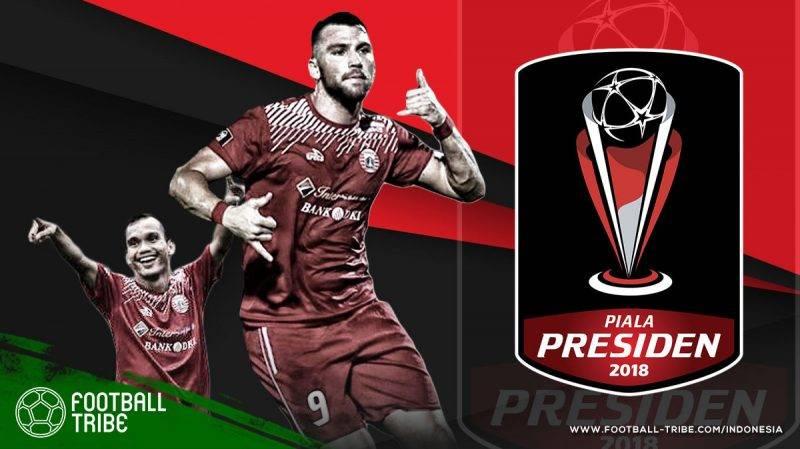 pemain terbaik selama pagelaran Piala Presiden 2018