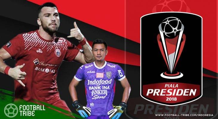 Kilas Balik Final Piala Presiden 2018