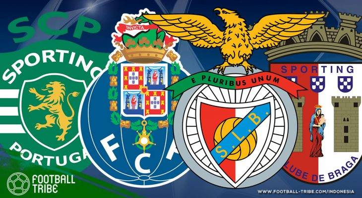 Betapa Memalukannya Para Wakil Portugal di Liga Champions Eropa