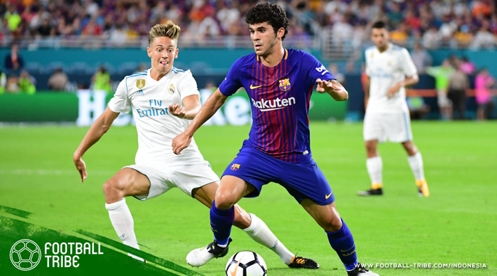 Kapan Barcelona Memberi Kepercayaan untuk Carles Aleñá?