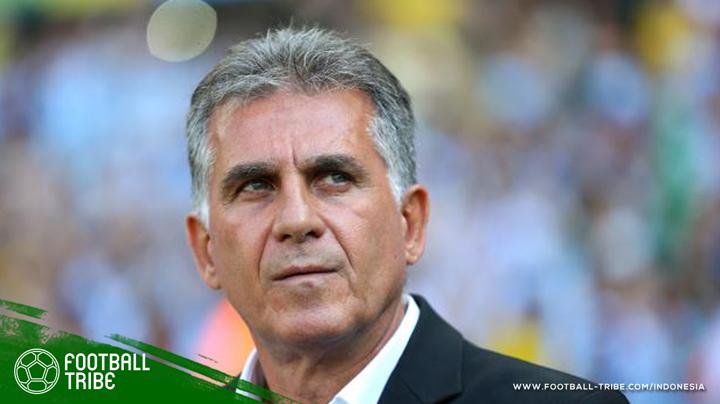 Queiroz akhirnya akan pergi meninggalkan timnas Iran