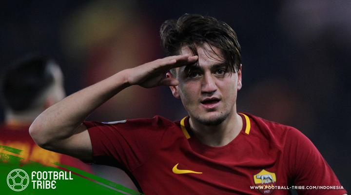 Cengiz Under yang Siap Berbincang Kembali dengan Francesco Totti