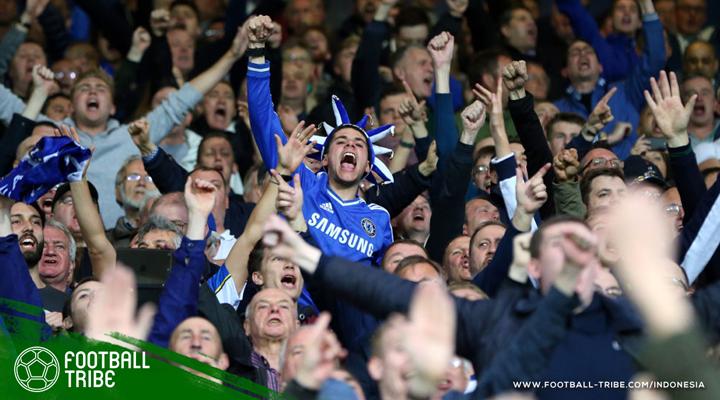 Mendidik Suporter Chelsea dengan Kampanye Melawan Anti-Semit