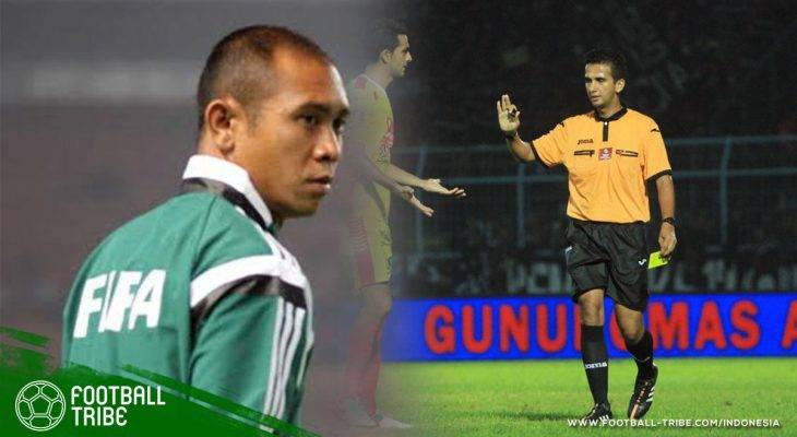 Thoriq Alkatiri dan Daftar Wasit Lisensi FIFA di Indonesia
