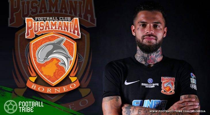 Diego Michiels, Kapten Baru Borneo FC dengan Reputasi Bengal yang Melegenda