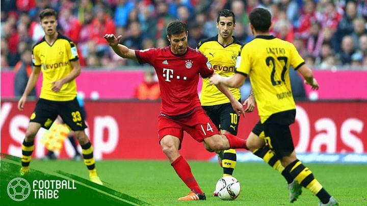 Borussia Dortmund harus memperbaiki sektor gelandang