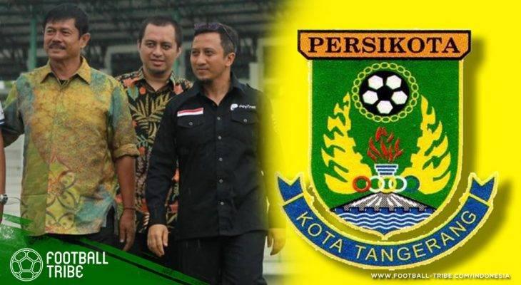 Duet Indra Sjafri dan Ustaz Yusuf Mansur Berlanjut di Persikota Tangerang