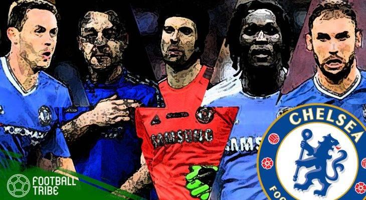 Betapa Cantiknya Para Mantan Chelsea di Pangkuan Klub Lain