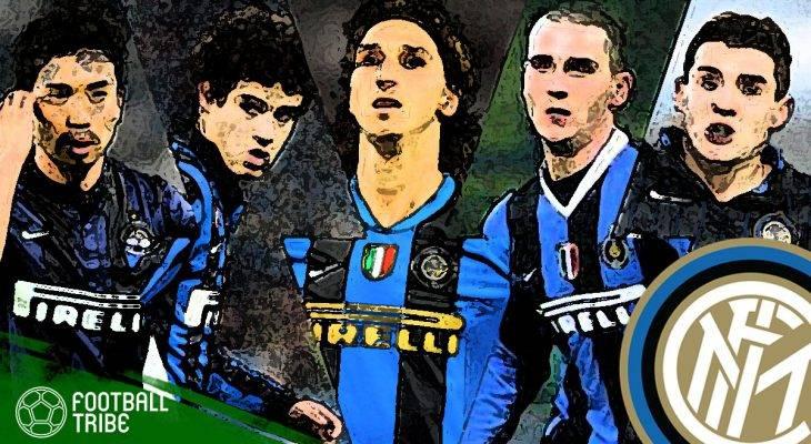 Internazionale Milano dan Jejeran Mantan yang Layak Dirindukan