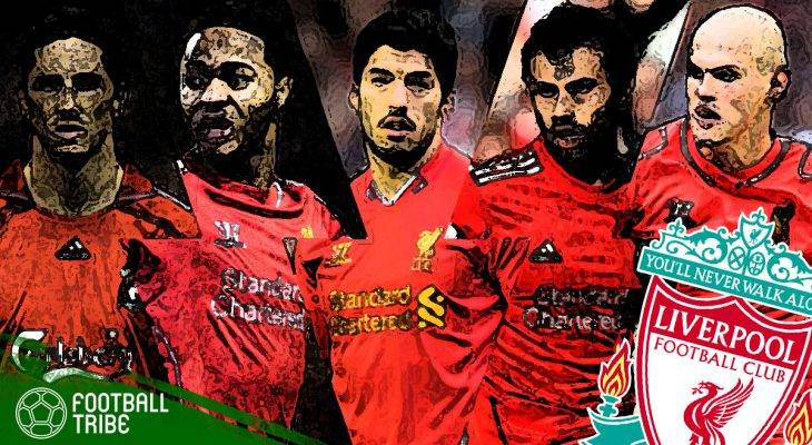 Bagaimana Jika Para Mantan Liverpool Digabung?