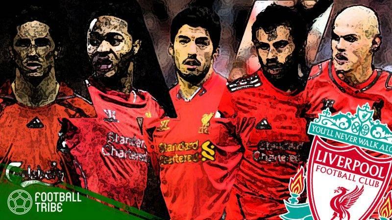 mantan Liverpool yang masih aktif bermain